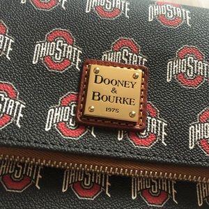 Ohio State Dooney & Bourke crossbody Purse NWT
